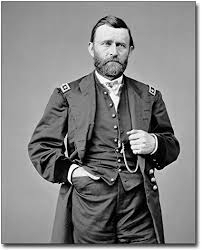 Civil War General Ulysses S Grant Portrait 8x10 Silver Halide Photo Print