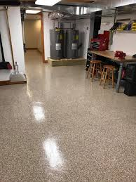 Ideas Epoxy Basement Floor For Exciting Your Home Design