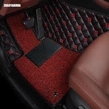 100 Heavy Duty Truck Floor Mats US 6255 55 OFFCustom Fit Car Floor Mats For Suzuki Alto Jimny Swift S Cross Car Styling Heavy Duty All Weather Carpet Floor Linerin