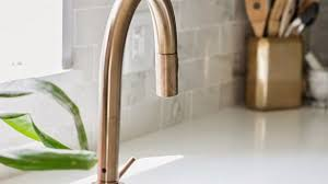 Delta Trinsic Kitchen Faucet Champagne Bronze by Enchanting Lovely Champagne Bronze Kitchen Faucet 11 On Interior