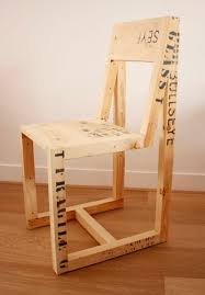 Shipping Crate Furniture By Boudewijn Van Den Bosch