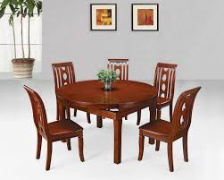 Wood Dinette Dining Room Solid Sets Calgary Toronto With Benches Round Cherry Category