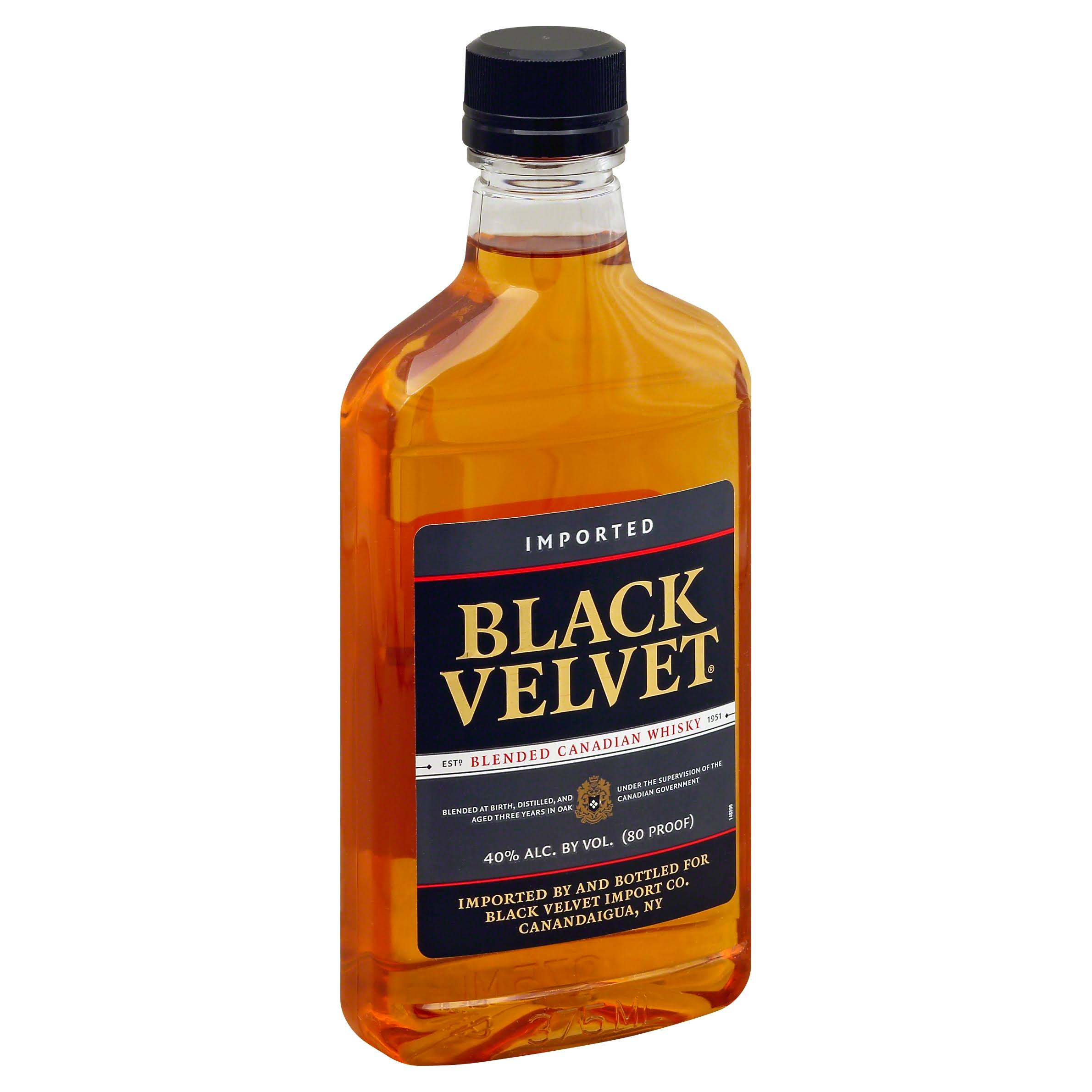 Black Velvet Whiskey - 375ml