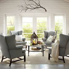 Say Hello To Pottery Barn's Performance Fabric Collection ... Samara Wing Chair Fniture Green Recliner Slipcover Design Cool Craftmaster Accent Chairs 017510 Traditional With How To Reupholster A Wingback No Sew Ikea Cream Wingchair And Patterned Red Sofa In Woodpaneled Image Living Room Interior Sofa Table Chair Boston Ottoman Woodstock Hickory Room Jackson Hkc763724 Walter E Smithe Ripple Wing Chair For Living Room Buy Online At Best Prices India On Snapdeal Tov Abe Linen Grey Hekman Bess 1714 Ridgemont