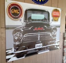 1957 GMC 250 TRUCK BLACK GARAGE SCENE Neon Effect Sign Printed ... 1957 Gmc 150 Pickup Truck Pictures 1955 To 1959 Chevrolet Trucks Raingear Wiper Systems 12 Ton S57 Anaheim 2013 Gmc Coe Cabover Ratrod Gasser Car Hauler 1956 Chevy Filegmc Suburban Palomino 100 Show Truck Rsidefront 4x4 For Sale 83735 Mcg Build Update 02 Ultra Motsports Llc Happy 100th Gmcs Ctennial Trend Hemmings Find Of The Day Napco Panel Daily Pickup 112 With Dump Bed Big Trucks Bed