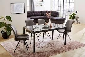jockenhöfer gruppe essgruppe moderne esstischgruppe inklusive 4 stühlen kaufen otto