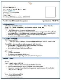 Electrical Engineer Fresher Resume Download