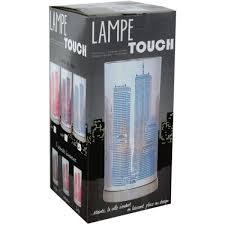 le touch new york avec variateur tactile de lumière modèle