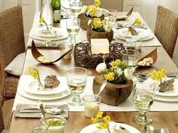 Candle Centerpieces For Dining Room Table by Decorating A Dining Room Buffet Table Decorating Dining Room Table