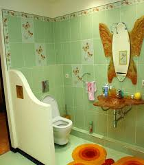 Kids Bathroom Ideas Charming Girls Bathroom Decor with Interior