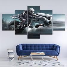 coole motorrad tapeten moderne kunst möbel wand