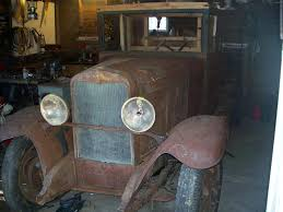 Project This Was A 1 5 Ton Ice Delivery Truck It Is A 1930 Chevrolet ...