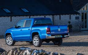 Five Top Tough-as-nails Pick-up Trucks Tested