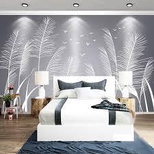 wohnkultur 3 d tapeten wandmalereien natur schilf foto tapete für wohnzimmer schlafzimmer tv sofa hintergrund papier wandbild