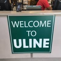 Photo Taken At Uline Shipping Supplies By June On 9 11 2016