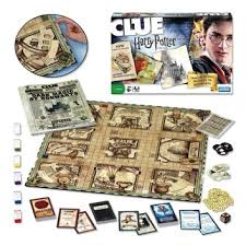 Harry Potter Clue Game Ok I Kind Of Want This