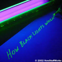 How Black Lights Work