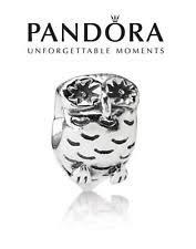 Pandora Halloween Charms by Pandora Owl Charm Ebay