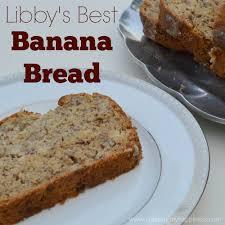 Libbys Pumpkin Bread Recipe by Libby U0027s Best Banana Bread
