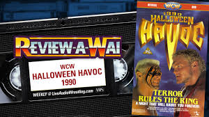 Wcw Halloween Havoc by Review A Wai Halloween Havoc 1998 Divascuisine Com