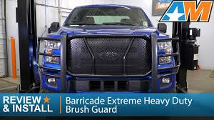 2015-2017 Ford F-150 Barricade Extreme Heavy Duty Brush Guard Review ... 02018 Dodge Ram 3500 Ranch Hand Legend Grille Guard 52018 F150 Ggf15hbl1 Thunderstruck Truck Bumpers From Dieselwerxcom Amazoncom Westin 4093545 Sportsman Black Winch Mount Frontier Gear Steelcraft Grill Guards And Suv Accsories Body Armor Bull Or No Consumer Feature Trend Cheap Ford Find Deals On 0917 Double 30 Led Light Bar Push 2017 Toyota Tacoma Topperking Protec Stainless Steel With 15 Degree Bend By Retrac