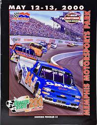 100 Nascar Craftsman Truck Series Schedule Amazoncom 2000 NASCAR Memphis Motorsports