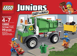 Amazon.com: LEGO Juniors Garbage Truck (10680): Toys & Games Amazoncom Lego Juniors Garbage Truck 10680 Toys Games Wilko Blox Dump Medium Set Toy Story Soldiers Jeep Itructions 30071 Rees Building 271 Pieces Used Good Shape 1800868533 For City 60118 Youtube Ming Semi Lego M_longers Creations Man Tgs 8x4 With Trailer Truck At Brickitructionscom Police Best Resource 6447