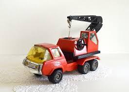 100 Vintage Tonka Truck TONKA Truck Metal Toy Truck Crane Truck Collectible Etsy