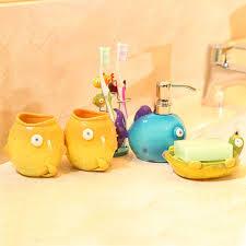Disney Character Bathroom Sets by Kids Bathroom Sets Walmart Home Decor