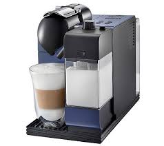 Nespresso Lattissima Capsule Cappuccino Machine By DeLonghi