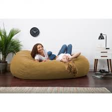 Big Joe Xxl Fuf Chair Free Shipping Today Overstock 16076338 Bean Bag That Turns Into A Bed