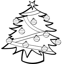 Clip Arts Related To Ornaments Xmas Decorations Coloring Pages