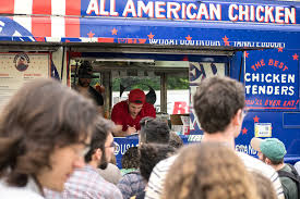 100 Brooklyn Food Trucks Heres What Went Down At Northside Festival S Own SXSW
