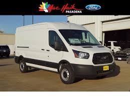 100 Commercial Truck Lease New 2019 Ford Transit250 For Sale Pasadena TX