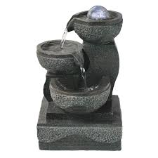 Ace Hardware Christmas Tree Bag by Ace Hardware Astonica Indoor Lighted Table Top Water Fountain