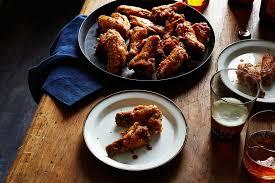 Korean Fried Chicken Wings KFC