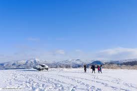 Kansai Airport Sinking 2015 by Hokkaido With Kids December 2014 Part 4 Chitose Lake Shikotsu
