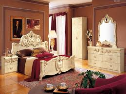 Italian Bedroom Set Best Of Made In Italy Leather High End Furniture Glendale California Esf Barocco
