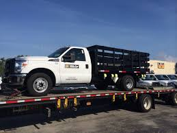 100 Rush Trucking Center Truck Landscape Body Action Fabrication And Truck