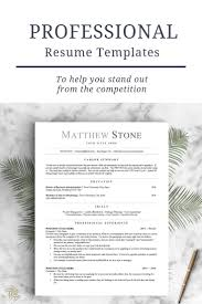Professional Resume Template For Word & Pages: The Stone Ats Resume ... Contemporary Resume Template Professional Word Resume Cv Mplate Instant Download Ms Word 024 Templates To Download Cv Examples Pdf Free Communications Sample Amazing Rumes And Cover Letters Office Com Simple Sdentume Fresher Best For Pages The Stone Ats Moments That Basically Invoice Samples Copy Paste New Ilsoleelalunainfo Modern Rumble Microsoft Processor 20 Skills In A