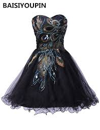 online buy wholesale peacock prom dresses from china peacock prom