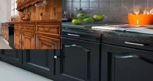 transformer une cuisine rustique repeindre des meubles de cuisine rustique en bois deco cool