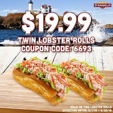 Yeah I Just Had Twins… Twin Lobster... - D'Angelo Grilled ... College Coupons Lawrence Ks Laundry Printable Playstation Store 20 Discount Code Nasoya Digital Coupon Where To Get Uk Solarium Tanning Namenda Online Icon Parking Mhattan Papa Johns Coupons 122 Power System Starbucks Coffee Pod D Angelo Dangelo Sandwiches On Twitter There Are 29 Of Jasonl Promo Golden Corral Dallas Tx Yeah I Just Had Twins Twin Lobster Grilled World Nomads September 2018 Deals