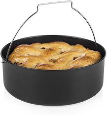 kuchen form ø 16 5 cm zubehör für heißluftfritteuse digital aerofryer 182021 cake pan
