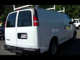 2007 Chevrolet Express 2500 Cargo Van For Sale In East Windsor NJ