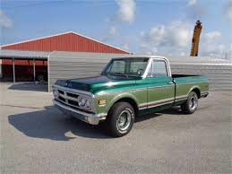 100 1969 Gmc Truck For Sale GMC 1500 For ClassicCarscom CC1011826