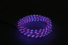 10 3FT STREAMING LED CABLES MIXED COLORS
