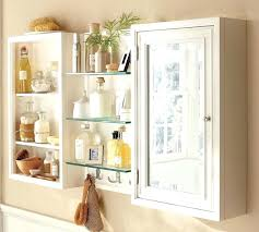 Bathroom Wall Cabinet With Towel Bar by Bathroom Wall Cabinets Without Mirrors Cabinet With Towel Bar