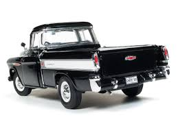 American Muscle 1/18 1957 Chevy Cameo Pickup Truck - Onyx Black ... Dodge Ram Pickup W Camper Black Kinsmart 5503d 146 Scale Anchor Bolts Dodge Ram Custom Black Pickup Truck Amazoncom Chevy Silverado Electric Rc Truck 118 Scale Model Police Pickup 5018dp 144 Seek Driver Who Struck Bicyclist In Fort 2018 Ford Super Duty F350 King Ranch Hdware Gatorback Mud Flaps Oval Sharptruckcom Honda Ridgeline Reviews And Rating Motor Trend Custom 69 75mm 2002 Hot Wheels Newsletter 2017 Nissan Titan Crew Cab Pro4x 4 Wheel Drive American Muscle 1957 Cameo Onyx 1999 Welly 124 Youtube