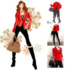 Fashion Show Clipart